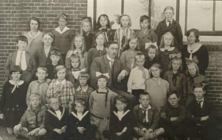 CVO school 1929