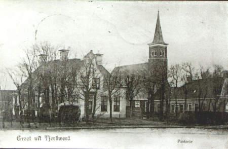 NR031 De pastorie is in 1748 gebouwd