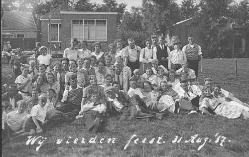 CVO-School 1930-1940