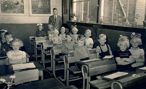 CVO-School 1940-1949