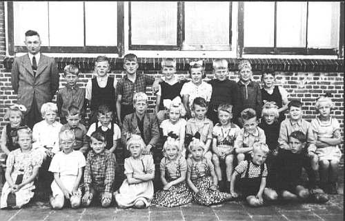 CVO-School 1940-1949 Tjerkwerd