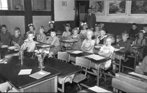 Cvo school 1950 Nr 857