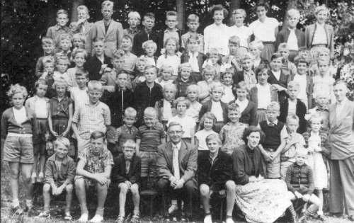 Nr862 CVO schoolreisje bOS 1954/55