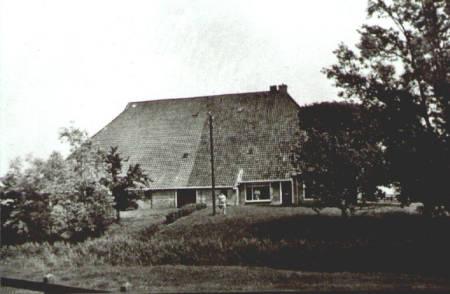 De huidige boerderij