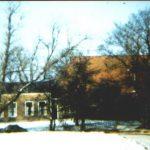 NR417 Het oude voorhuis.