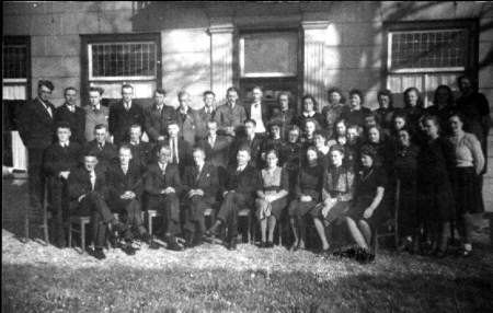 Jongelings & Meisjes Vereniging voor de Pastorie 1944