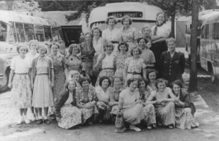 NR910 Meisjes Vereniging Busreisje