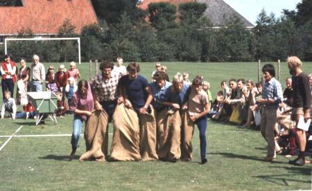 Dorpsfeest 1981 l