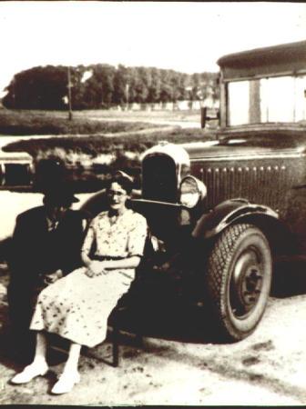 Romkje en haar man