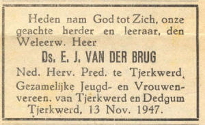 Brug v.d. Eelco Jelle 2