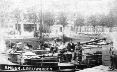 Deelstra Johannes boot
