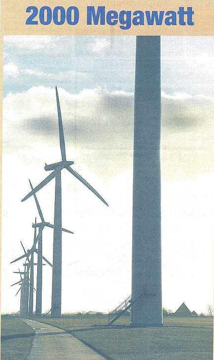 2000 megawatt