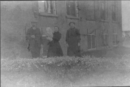 Bij Bonte de Boer, en Johanna Homminga