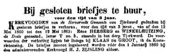 16 december 1859